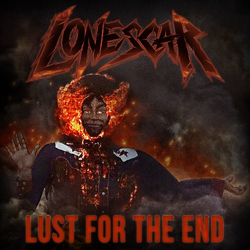 "LONESCAR release new song ""Lust For Her End"" via Metalbite"