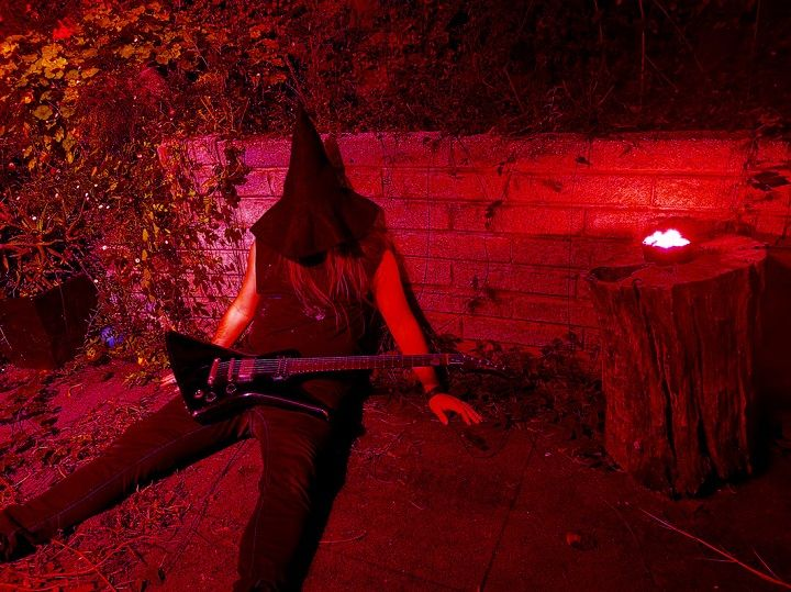 REBEL WIZARD release first live video from The Wizard's Crypt