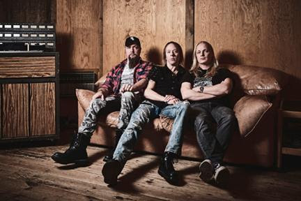 """CONVULSE – The Moshville Times Debuts """"Whirlwind"""" Lyric Video From Finnish Progressive Death Metal Pioneers"""