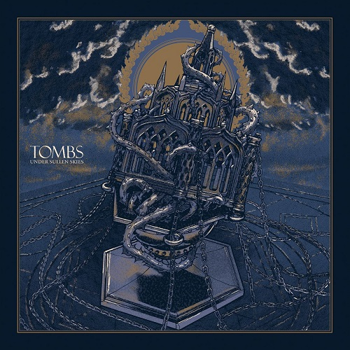 """TOMBS release new visualizer for """"Secrets of the Black Sun"""""""