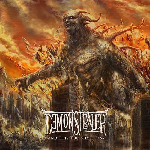 DEMONSTEALER's new EP 'And this too shall pass' to release on 11 Dec, 2020 – Kronos Mortus News
