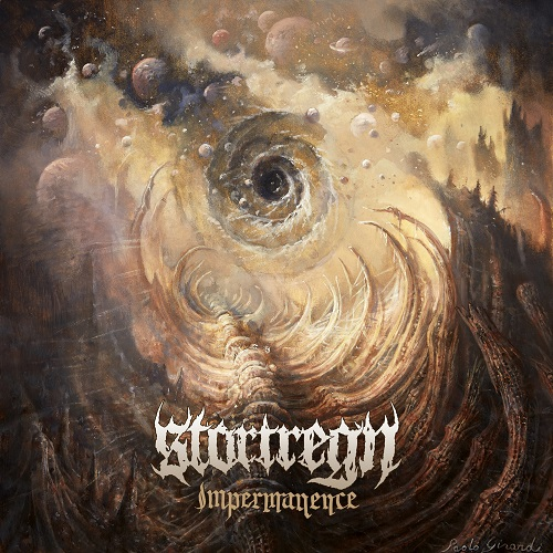 """STORTREGN – Tech Melodic Death/Black Metal Act Launch """"Nénie"""" At Invisible Oranges. Impermanence out March 12th via The Artisan Era"""