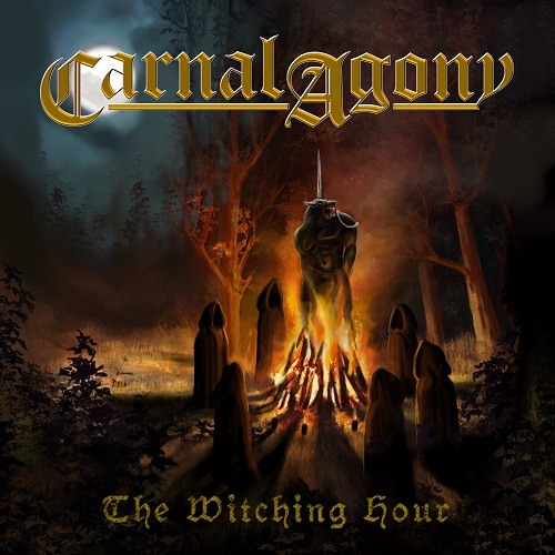 CARNAL AGONY – New single the Witching Hour out