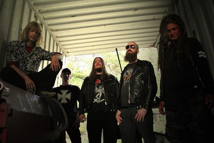 "ODEUM DEUS – Sign With Wormholedeath & Announce ""Brutal Slaughter"" Album"